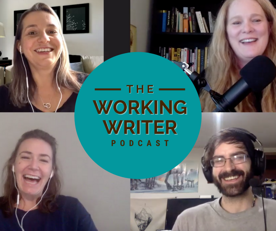 Team Little Quotes by Little Folks on the Working Writer Podcast