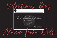 Valentine's Day Advice for Parents from Funny Kids